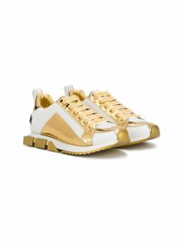 Dolce & Gabbana Kids кроссовки Super Queen D10835AK965