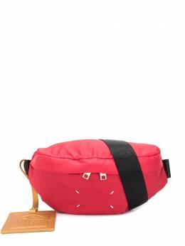 Maison Margiela поясная сумка с декоративной строчкой S55WB0010P1992