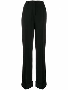Dolce&Gabbana брюки строгого кроя с завышенной талией FTBM0TFUCC6