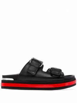 Alexander McQueen сандалии на платформе 611722WHXN3