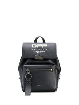 Off-White рюкзак с логотипом OWNB007R204230731001