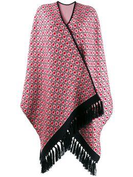 Gucci кепка с графичным принтом 6112433GF20
