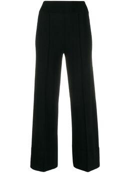 Ermanno Scervino брюки со складками и подворотами D365P300IED