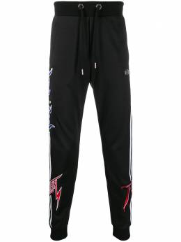 Philipp Plein спортивные брюки Rock PP S20CMJT1514PJO002N