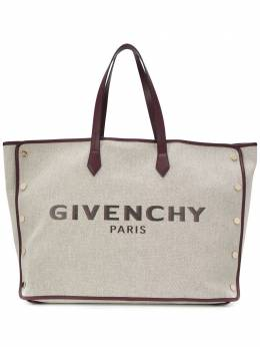 Givenchy большая сумка-тоут с логотипом BB50AWB0RY