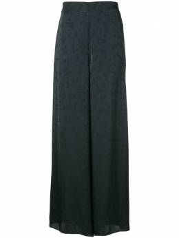 Rosetta Getty floral detail palazzo trousers 1318297385