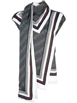 Proenza Schouler топ без рукавов с шарфом R2014034BYP159