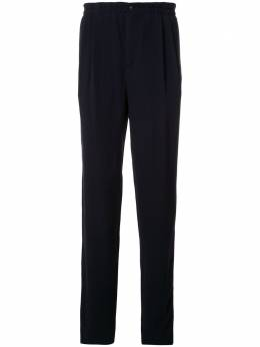 Giorgio Armani брюки с завышенной талией 9SGPP05MT003N