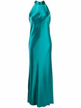 Galvan платье Satin Sienna 710B