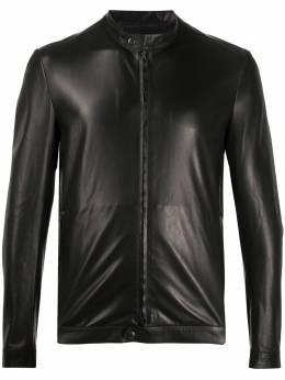 Salvatore Santoro байкерская куртка узкого кроя 38527ULABI