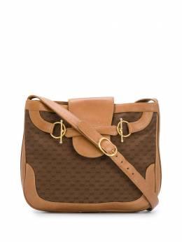 Gucci Pre-Owned сумка на плечо 1980-х годов с логотипом 130499