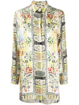 Etro блузка с принтом 135544373
