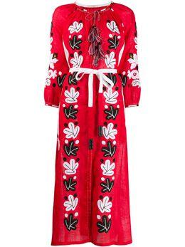Vita Kin платье с вышивкой DMEP4SSFIV1