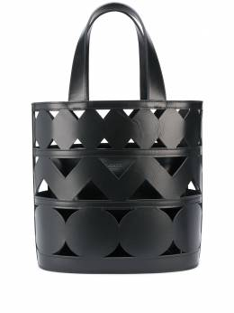Casadei сумка-ведро с резным узором 3W247P0000FLORE