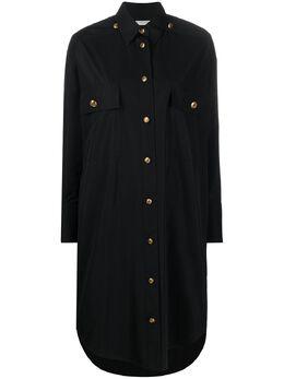 Givenchy платье-рубашка на пуговицах BW20V212J1