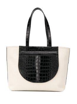 Tod's сумка на плечо со вставками XBWAOKA0300NGV0YZ5