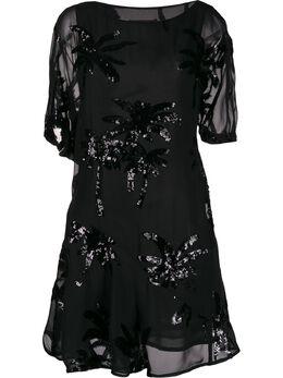 Talbot Runhof платье Bonobo BONOBO2FS20