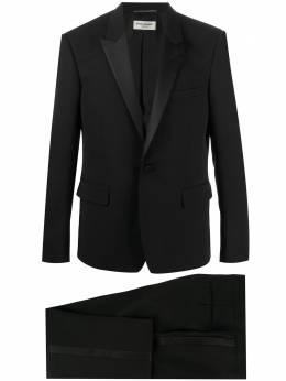 Saint Laurent декорированный пиджак 615987Y512W