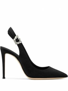 Giuseppe Zanotti Design туфли с ремешком на пятке и пряжкой E050005001