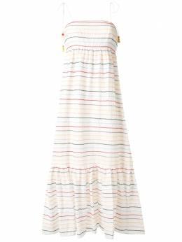 Zimmermann разноцветное платье 7456DZIN