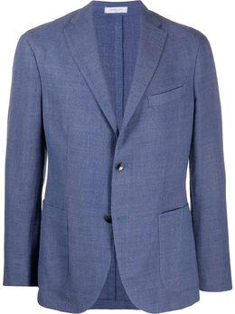 Boglioli пиджак Herringbone K-Jacket N1302JBLC404