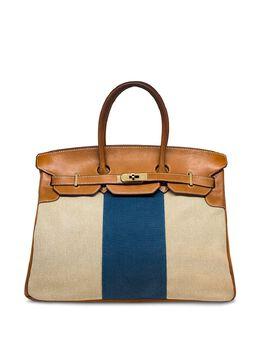 Hermes сумка-тоут Birkin 35 2014-го года CSPJBIRKINFLAG