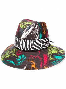Missoni шляпа с абстрактным принтом MDS00275BW006I