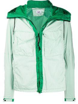 C.P. Company куртка с контрастными вставками 08CMOW095A005670G