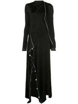 Monse платье асимметричного кроя MR200224SLK