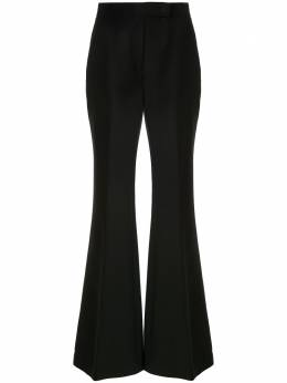 Gabriela Hearst расклешенные брюки Leda 320209W023