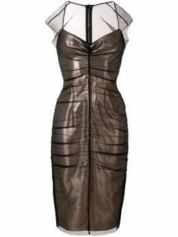 Tom Ford платье из тюля AB2143FAX327