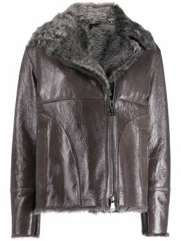 Manzoni 24 куртка из овчины на молнии 19M588S7