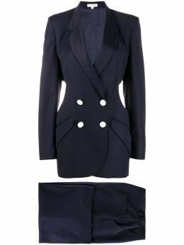 Natasha Zinko костюм с брюками и двубортным пиджаком R8409R8303