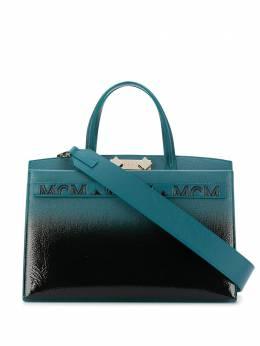 MCM сумка-тоут с эффектом градиента MWTASDA01