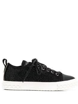 Giuseppe Zanotti Design кроссовки с заклепками RS00051C84950BIRNR