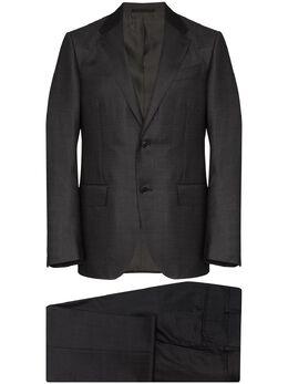 Ermenegildo Zegna костюм-двойка строгого кроя 72262222M22Y