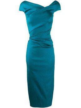 Talbot Runhof платье Roya ROYA1DG15