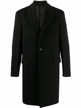 Roberto Cavalli однобортное пальто JNQ522WH039