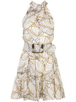 Nicholas платье Selima с принтом R20D184802