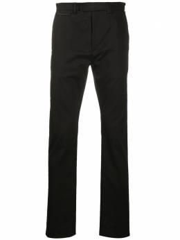 Fendi брюки чинос прямого кроя FB0543AAO5