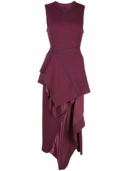 Sies Marjan ярусное платье Tanya 15RJ5244319N