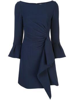 Jonathan Simkhai короткое платье с оборками 1201161V