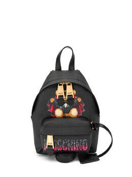 Moschino маленький рюкзак Teddy Bear A76378210