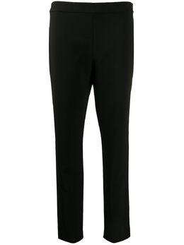 Moschino брюки прямого кроя A03310524