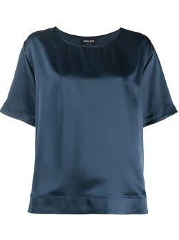Giorgio Armani блузка свободного кроя 0SHCCZ20TZ487