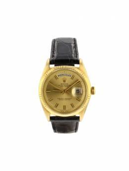 Rolex наручные часы Day-Date 36 мм 1966-го года 1803