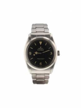 Rolex наручные часы Explorer 36 мм 2001-го года pre-owned 1016