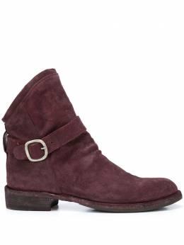 Officine Creative ботинки с пряжками OCDLEGR126SENSTE626