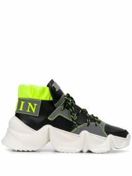 Philipp Plein кроссовки на шнуровке S20SMSC2581PTE003N