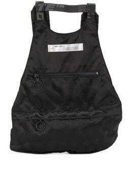 Off-White рюкзак с логотипом OMNB027S20G490201000